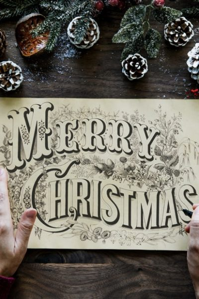 Easy ways to animate your corporate Christmas card