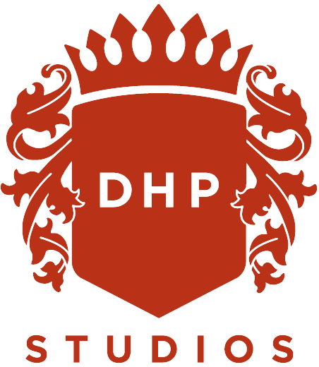 dhp studios logo marketing campaign new year 2018