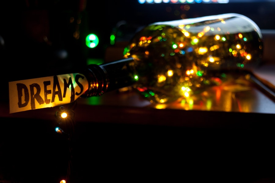 fairylight bottle new year marketing campaign 2018